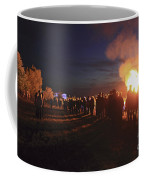 Diamond Jubilee Beacon On Epsom Downs Surrey Uk Coffee Mug