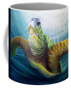 Diving The Depths Coffee Mug