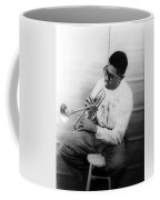 Dizzy Gillespie (1917-1993) Coffee Mug