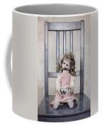 Doll With Tea Cup Coffee Mug