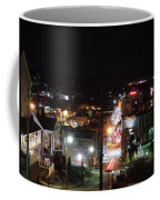 Downtown Morgantown From Above Coffee Mug