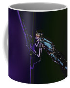 Dragonfly In The Sun Coffee Mug