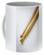 Drum Sticks Coffee Mug