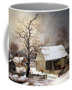 Durrie's Winter In The Country Coffee Mug