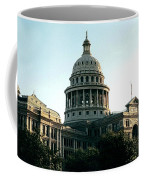 Early Morning At The Texas State Capital Coffee Mug