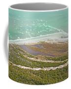 East Coast Aerial Near Jekyll Island Coffee Mug