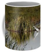 Egret Coffee Mug