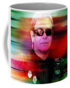 Elton John Coffee Mug