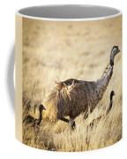 Emu Chicks Coffee Mug by Tim Hester