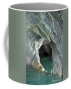 Eroded Marble Shoreline Coffee Mug