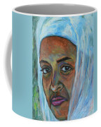 Ethiopian Lady Coffee Mug