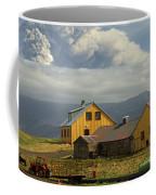 Eyjafjallaj�kull Ash Cloud, Iceland Coffee Mug