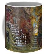 Fall In Albanian Village  Coffee Mug