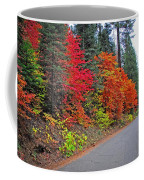 Fall's Splendor Coffee Mug
