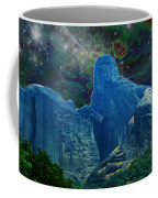 Fantastic Landscape Coffee Mug by Augusta Stylianou