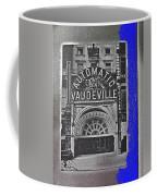 Film Homage Automatic 1 Cent Vaudeville Peep Show Arcade C.1890's New York City Collage 2013 Coffee Mug
