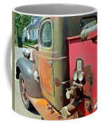 Fire Truck Coffee Mug