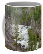 Firehole Falls Coffee Mug