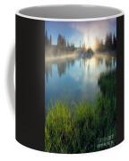 First Light Coffee Mug by Mike  Dawson