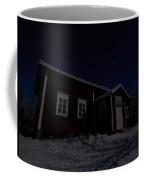 First Snow In Kovero Coffee Mug