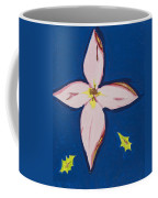 Flower Coffee Mug by Melissa Dawn