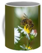 Flowering Bee Coffee Mug
