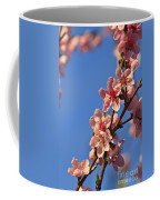 Flowering Peach Tree Coffee Mug