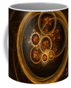 Fractal Flames Coffee Mug