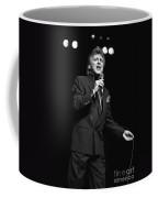 Singer Frankie Valli Coffee Mug