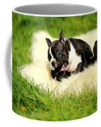 French Bulldoggs Coffee Mug