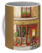 French Storefront 1 Coffee Mug by Debbie DeWitt