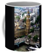 From The Eye Big Ben Coffee Mug