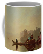 Fur Traders Descending The Missouri Coffee Mug