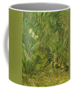 Garden With Butterflies Coffee Mug