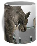 Gargoyles On Roof Of Biltmore Estate Coffee Mug