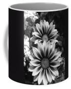Gazania Named Kiss Yellow Flame Coffee Mug