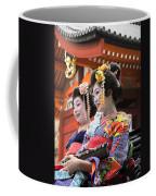 Geishas Senso Ji Coffee Mug