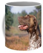 German Short-haired Pointer Dog Coffee Mug