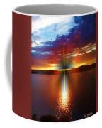 Glory In The Cross Coffee Mug