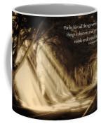 Glory Rays Coffee Mug