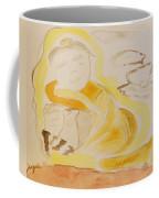 Golden Maiden Coffee Mug