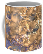 Golden Synapse Coffee Mug