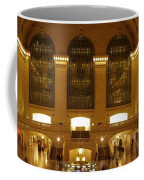Grand Central Station Coffee Mug by Dan Sproul