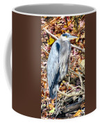 Great Blue Coffee Mug