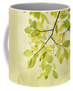 Green Foliage Series Coffee Mug
