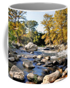 Guadalupe River  Coffee Mug