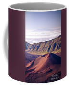 Haleakala Sunrise On The Summit Maui Hawaii - Kalahaku Overlook Coffee Mug