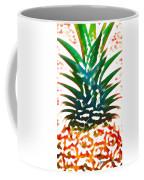 Hawaiian Pineapple Coffee Mug