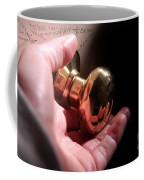 Healing Begins Coffee Mug