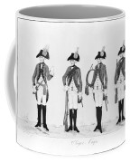Hessian Soldiers Coffee Mug